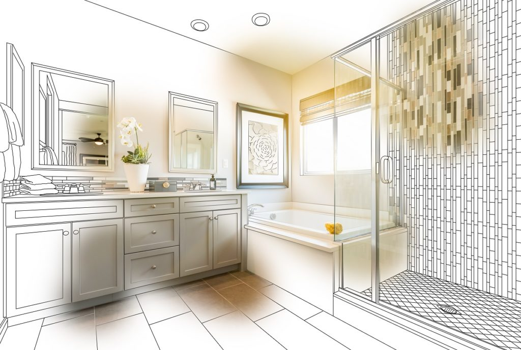 bathroom design construction